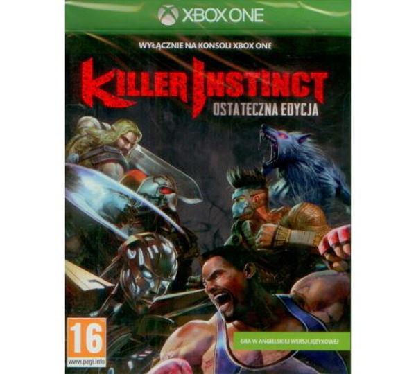 Killer Instinct - Definitive Edition XONE