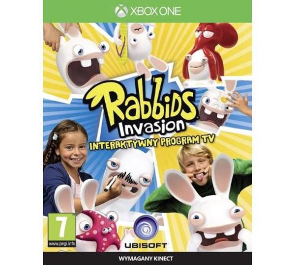 Rabbids Invasion XONE