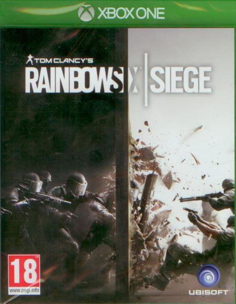 Tom Clancy`s Rainbow Six: Siege  XONE
