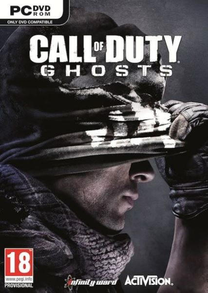 Call of Duty: Ghost PC hra