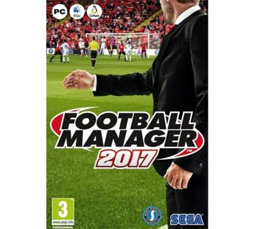 Football Manager 2017 PC hra