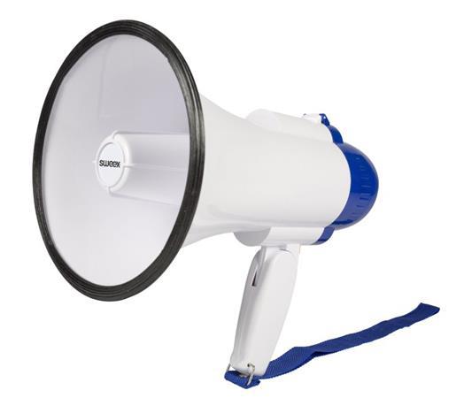 Sweex SWMEGA10 - megafon 10W