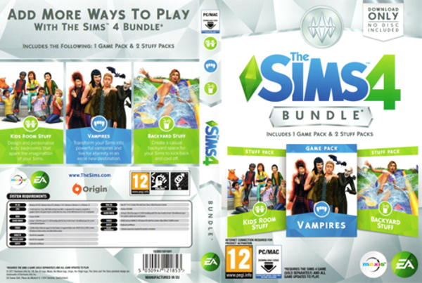The Sims 4: Bundle Pack 6 PC
