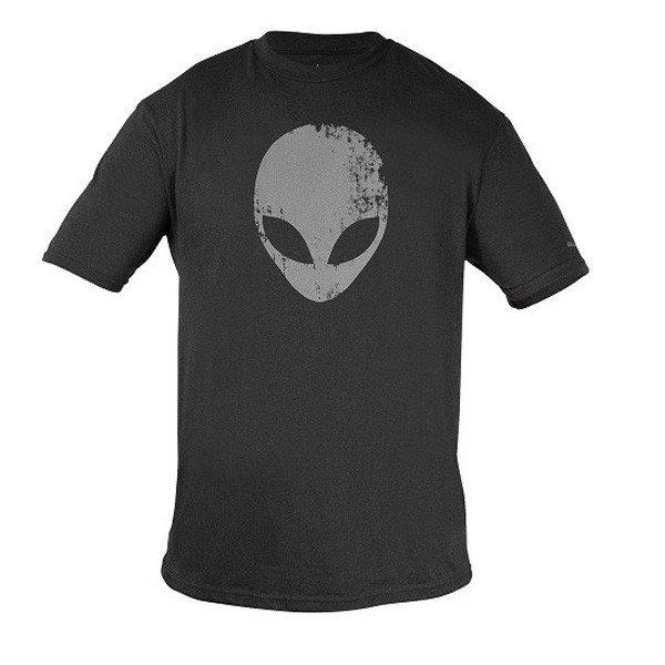 Alienware Distressed Head Gaming Gear T-Shirt  grey - XXL