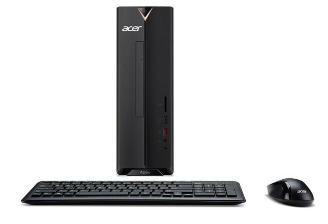 Acer Aspire XC-885 PDCG5400/8GB/1TB / GT 1030/ DVDRW/W10 Home