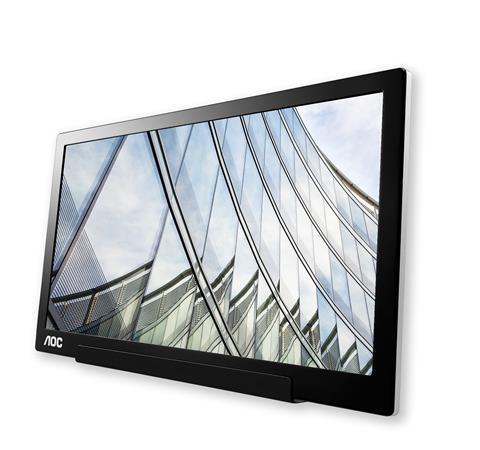 "AOC LCD I1601FWUX  15,6"" IPS/1920x1080/5ms/700:1/USB-C"
