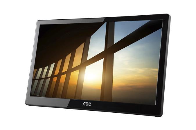 "AOC LCD I1659FWUX 15,6"" IPS/1920x1080/10ms/700:1/repro/USB"