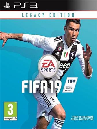 FIFA 19 - Legacy Edition PS3