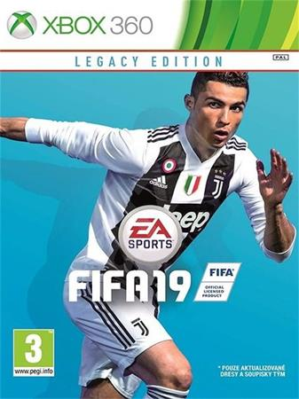 FIFA 19 - Legacy Edition XBOX 360