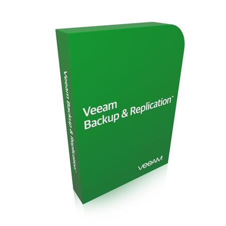 Veeam Backup & Replication Standard licensed by VM 1 Year Subscription Upfront B