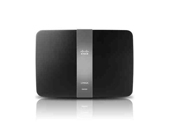 Linksys EA6350 Dual Band N300+AC867 Router 4x 1Gbit, USB 3.0