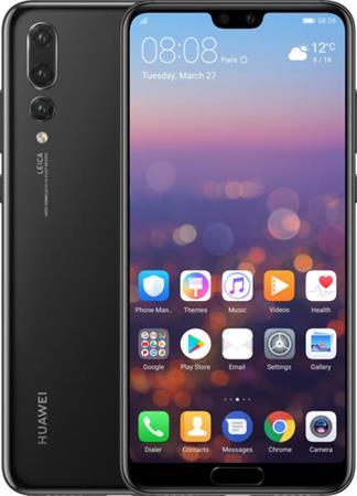 Huawei P20 Pro Dual Sim Black EU