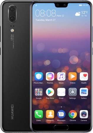Huawei P20 Dual SIM black EU