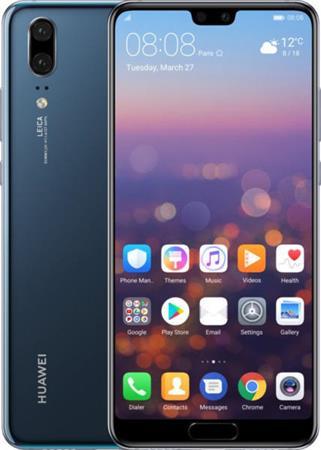 Huawei P20 Dual SIM blue EU