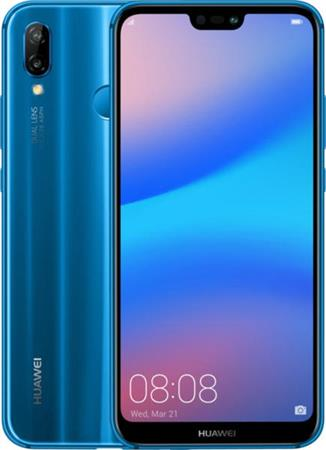 Huawei P20 Lite Dual Sim Klein Blue EU