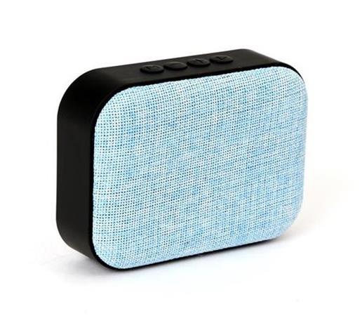 OMEGA reproduktor PMG6 bluetooth, 4v1 - FM rádio, USB port, slot MicroSD, modrý