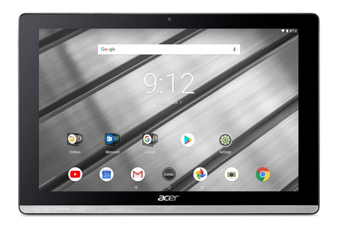 "Acer Iconia One 10 Metal (B3-A50-K7BY MTK MT8167B quad-core Cortex A35/10"" IPS T"