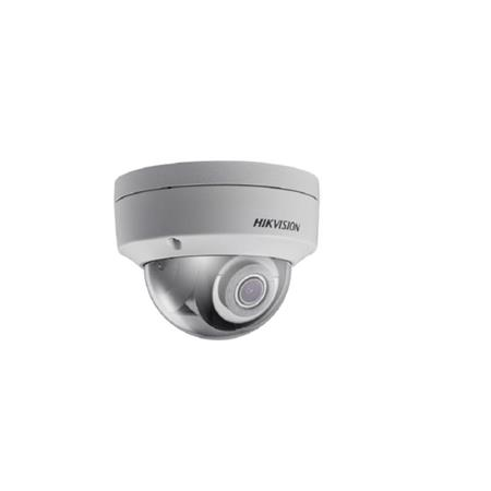 Hikvision IP dome kamera - DS-2CD2123G0-IS/28, 2MP, objektiv 2.8mm, audio