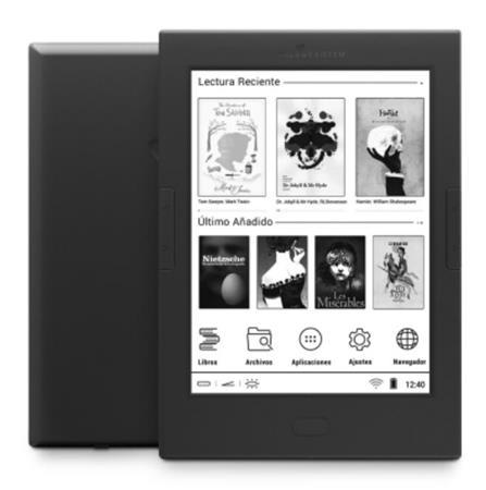 """ENERGY eReader Pro 4 (6"""" Carta e-ink 16 odstínů šedi, 600 x 800 bodů, dotyk. ovl"""