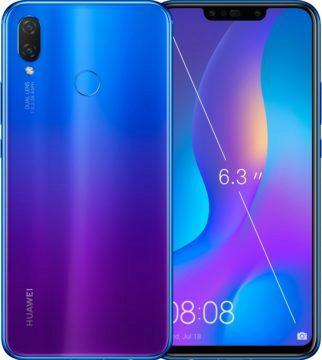 Huawei NOVA 3i Modrá
