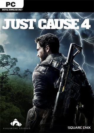 Just Cause 4 PC (4.12.2018)
