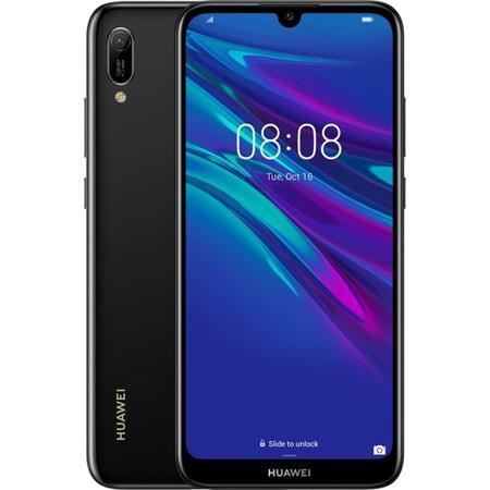 Huawei Y6 2019 DS black EU