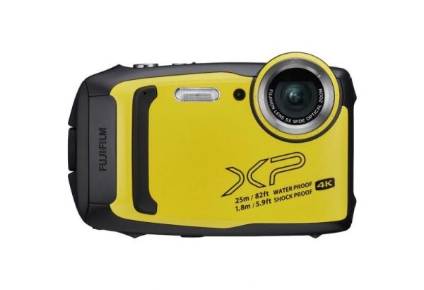 Fujifilm FinePix XP140 - Yellow