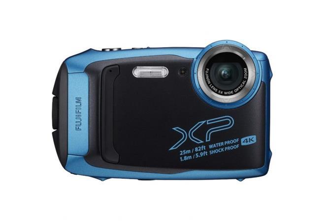 Fujifilm FinePix XP140 - Sky Blue