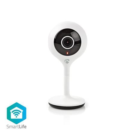 Nedis WIFICI05CWT - WiFi Chytrá IP Kamera  |  HD 720p
