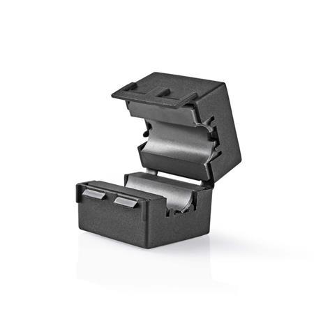 Nedis CVVC48912BK - Feritový Video Filtr | 300 MHz | Pro Kabely O Průměru Do 12