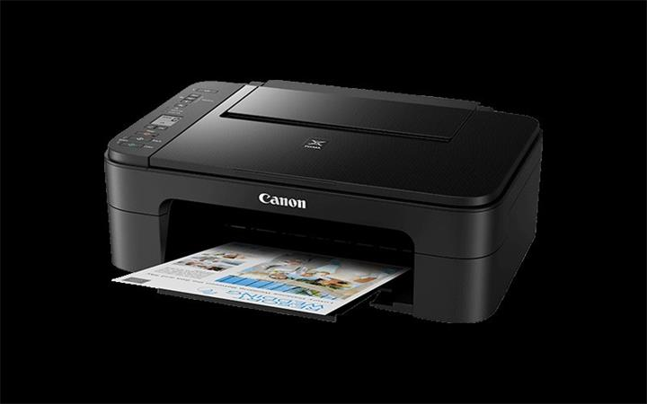 Canon PIXMA TS3350 - PSC/Wi-Fi/AP/4800x1200/PictBridge/USB black