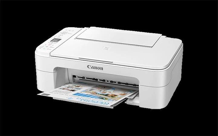 Canon PIXMA TS3351 - PSC/Wi-Fi/AP/4800x1200/PictBridge/USB white