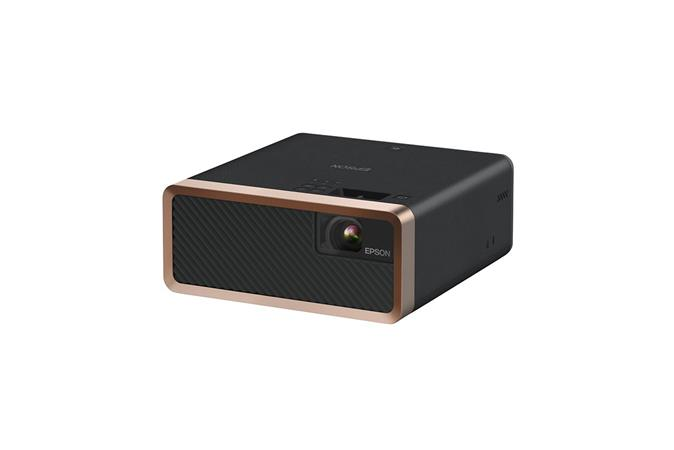 EPSON 3LCD/3chip projektor EF-100B 1280*800 HD Ready/ 2000 ANSI/ 2 500 000:1/5 W