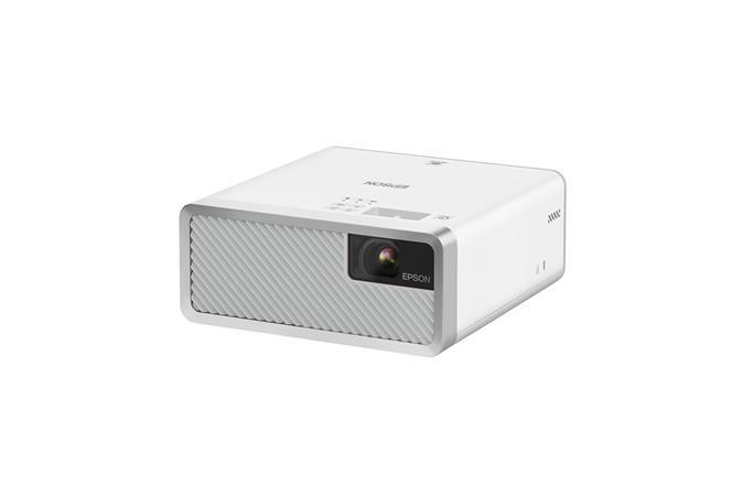EPSON 3LCD/3chip projektor EF-100W 1280*800 HD Ready/ 2000 ANSI/ 2 500 000:1/5 W