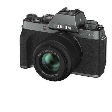 Fujifilm X-T200 + XC15-45MM - Dark Silver