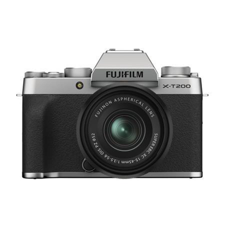 Fujifilm X-T200 + XC15-45MM - Silver