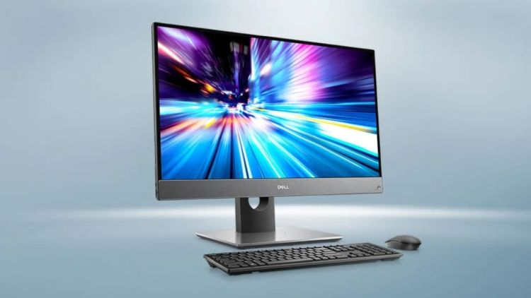 OptiPlex 7770 AIO/i7-9700/16GB/256GB SSD/1TB/FHD Touch/W10P