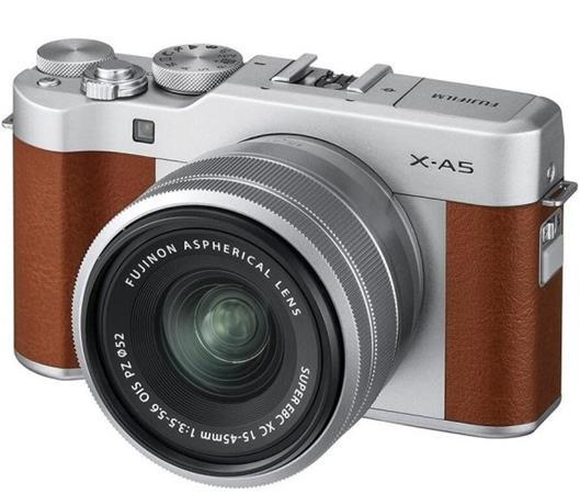 Fujifilm X-A5+ XC15-45MM - Brown
