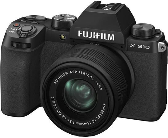 Fujifilm X-S10 + XC15-45MM - Black