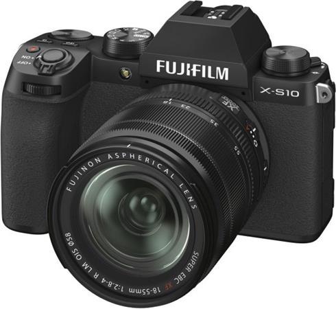 Fujifilm X-S10 + XF18-55MM - Black