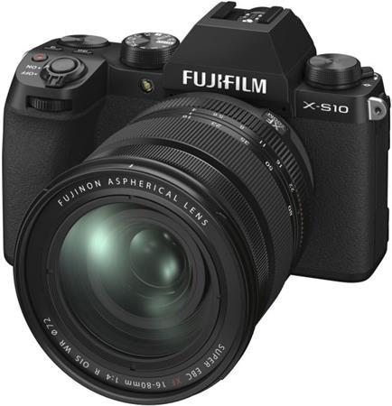 Fujifilm X-S10 + XF16-80MM - Black