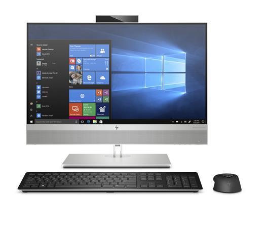 HP  EliteOne 800G6 AiO 27 T QHD / i7-10700 / 2560x1440 / 16 GB / 512 GB SSD / In