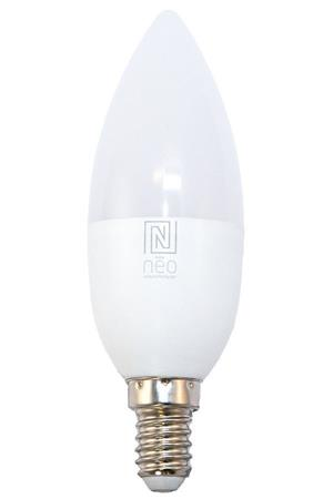 IMMAX NEO LED žárovka E14/230V C37 5W TB 400lm Zigbee Dim RGBW