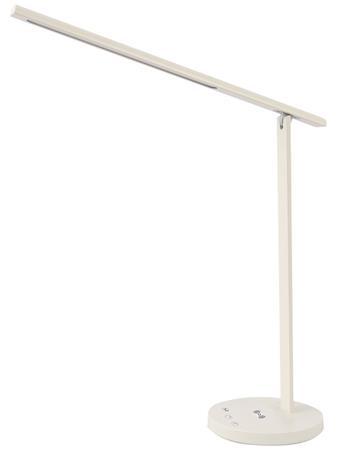IMMAX NEO LITE PARROT SMART lampička s bezdrátovým nabíjením a USB, bílá, WiFi