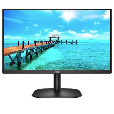 "AOC LCD 24B2XDM 23,8"" VA/1920x1080@75Hz/4ms/3000:1/20mil:1/250cd/VGA/DVI/VESA/Fl"